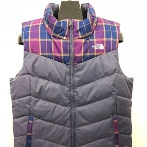 The North Face Women's Down Puffy Vest 550 XL